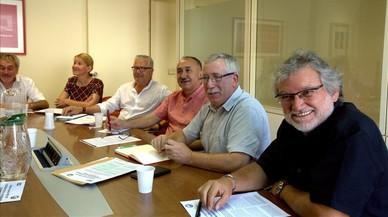 Toxo i Álvarez demanen que hi hagi un Govern per apujar els salaris i les pensions