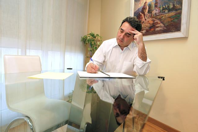 """Manuel Bustos: """"Volver� a la alcald�a con la conciencia muy tranquila"""""""