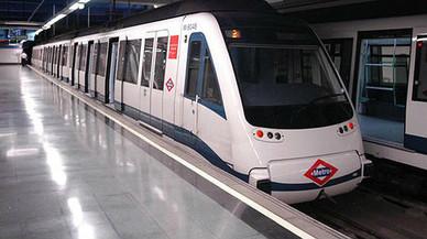 Metro Madrid refuerza su servicio hasta un 42% para el 12 de octubre