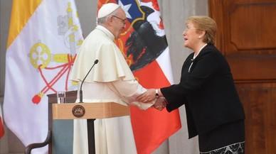 El papa Francisco pide perdón en Chile por los abusos sexuales cometidos por miembros de la Iglesia