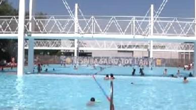 Comienza la temporada de verano en las piscinas de Can Zam y Torribera