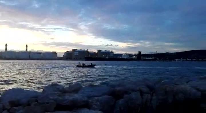 Recuperats els cossos dels dos mariners del pesquer enfonsat