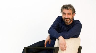 El periodista Roger de Gr�cia, nuevo fichaje de Catalunya R�dio para la programaci�n de la pr�xima temporada.