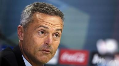 El Vila-real prescindeix d'Escribá després del 4-0 de Getafe
