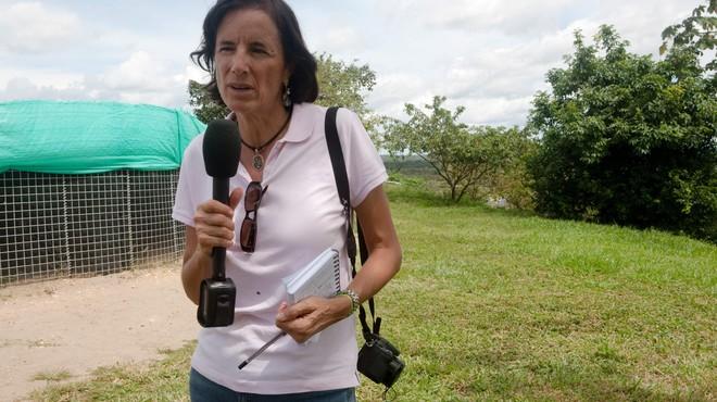 Colòmbia busca la periodista espanyola Salud Hernández, segrestada per la guerrilla