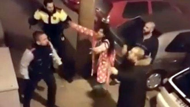 Seis Mossos heridos en L'Hospitalet durante una reyerta en plena calle en el barrio de La Florida