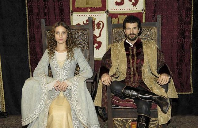 'Isabel', '�guila Roja' y 'Gran reserva' continuar�n en TVE
