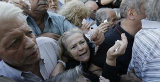 �No a Tsipras, no a la austeridad�