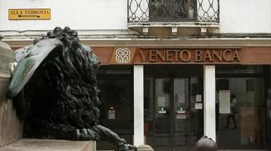 Italia destina 17.000 millones de euros para la liquidación de dos bancos