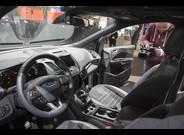 Ford Kuga, nuevo modelo conectado presentado en el MWC.