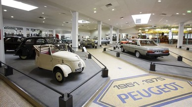 Museo de la Aventura Peugeot