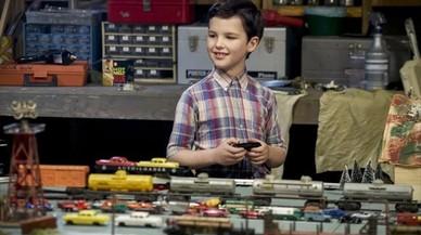 Arriba l'origen de 'The Big Bang Theory'