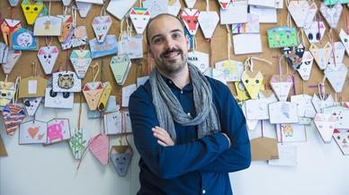 Oriol Julià: «Desmontar el acoso en el aula es iluminar el futuro»