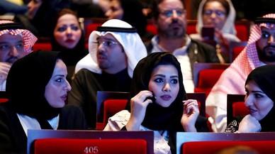 L'Aràbia Saudita autoritza per fi l'obertura de cines