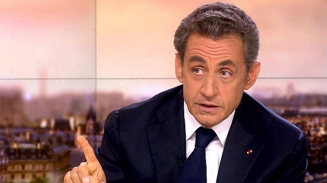 Nicolas Sarkozy explica en France 2 su regreso a la pol�tica