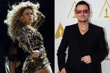 Beyonc� y Bono, o m�sica de tontos y listos, seg�n un estudio estadounidense.