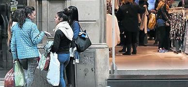 El comercio minorista aumenta las ventas por primera vez desde el 2007