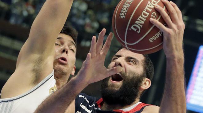 El Madrid tomba el Baskonia per defensar el seu títol