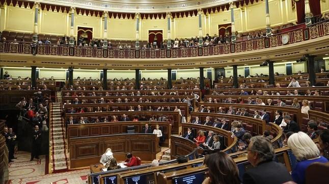 El Congreso ha rechazado por segunda vez en votación el intento de investidura de Pedro Sánchez.