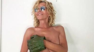 Bibiana Fernández, esplendor als 62 anys