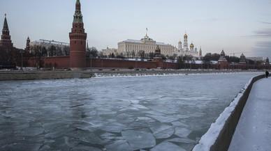 Moscou es lleva el dia del Nadal ortodox a 30 graus sota zero