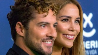 David Bisbal i Rosanna Zannetti ja són parella de fet