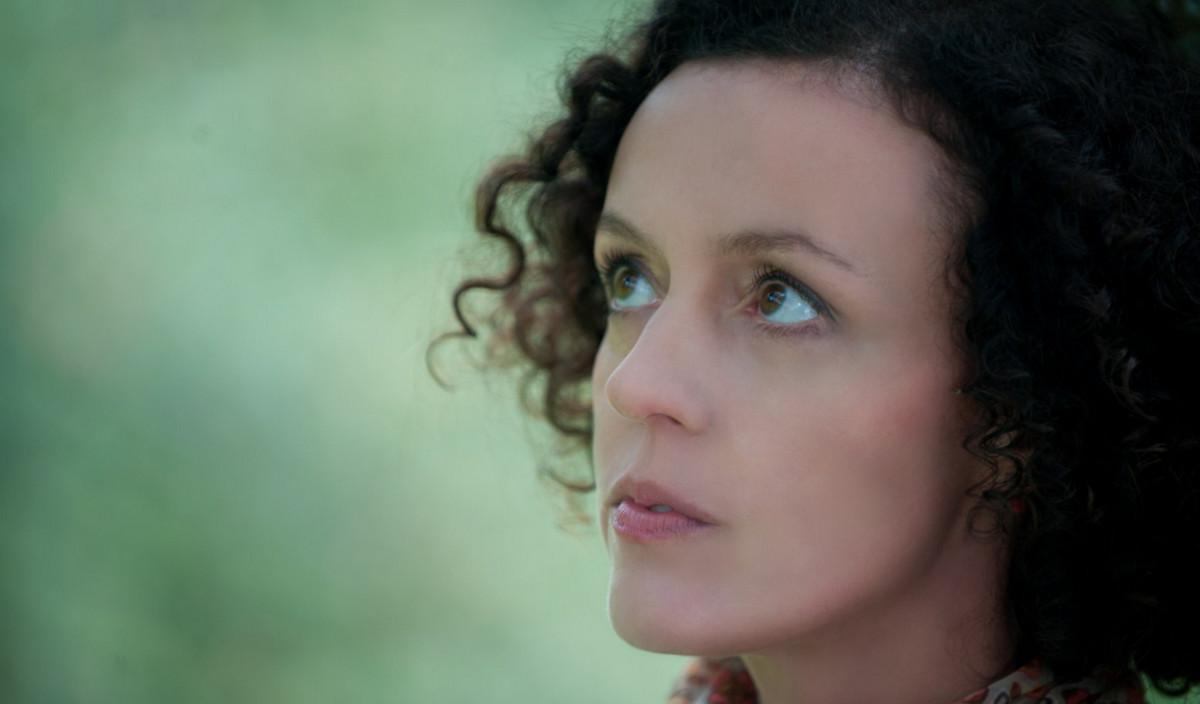 La actriz y director Maria Schrader.