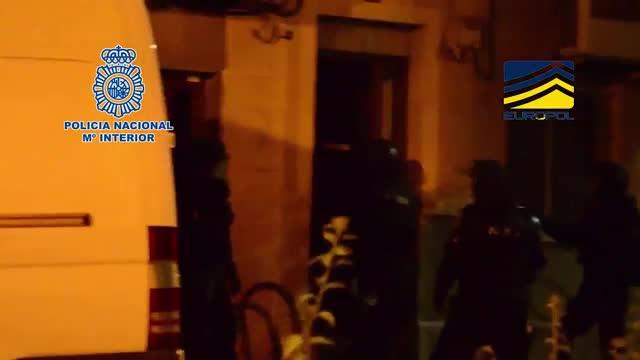 Seis detenidos en la operación contra el yihadismo