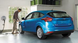 Ford electrificación