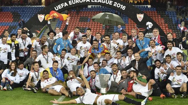 El Sevilla destrossa el Liverpool i segella la cinquena Europa League