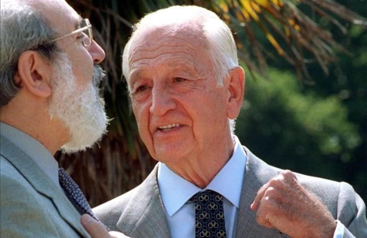 Muere Antonio Lamela, arquitecto del nuevo Madrid