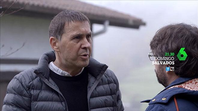 Évole entrevista Otegi