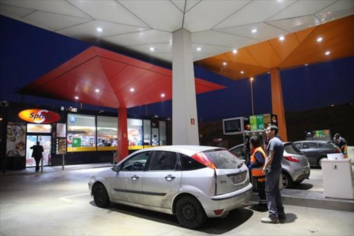 Los precios de la gasolina en nikopole hoy