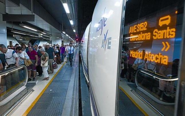El Ave Bcn Madrid Consolida Y Ampl A Su Victoria Sobre El