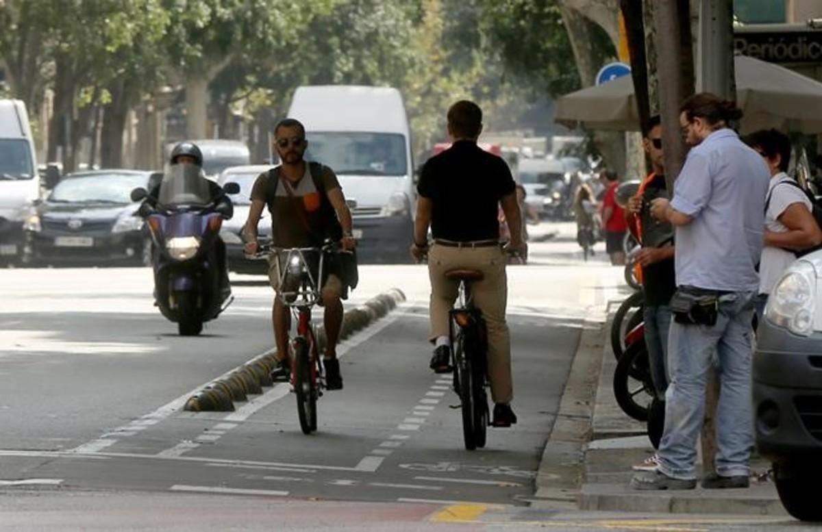 Más lejos y mejor con la bicicleta