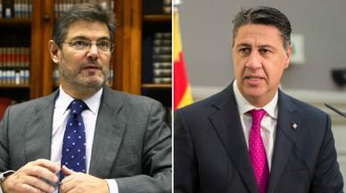 """El PP ja branda """"sense complexos"""" una possible retirada de competències a la Generalitat"""