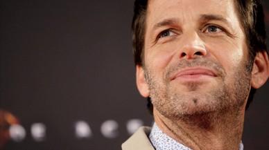 El cineasta Zack Snyder.