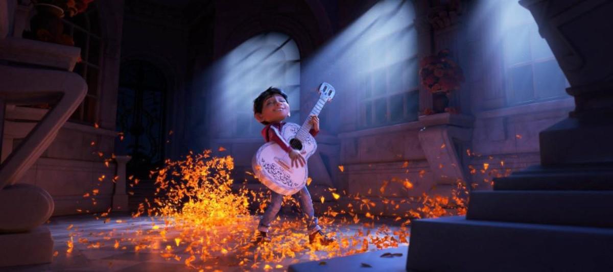 Pixar emociona en el primer tràiler de 'Coco'