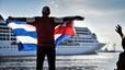 El primer crucero de EEUU atraca en La Habana medio siglo despu�s