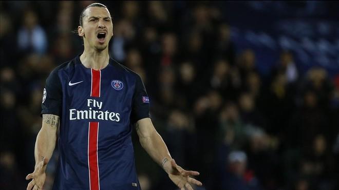 Ibrahimovic, acusat de dopatge