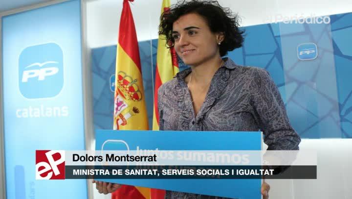 Dolors Montserrat anuncia un nou copagament farmacèutic