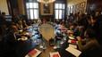 El Parlament prepara la Diputació Permanent que actuaria si hi hagués eleccions al març