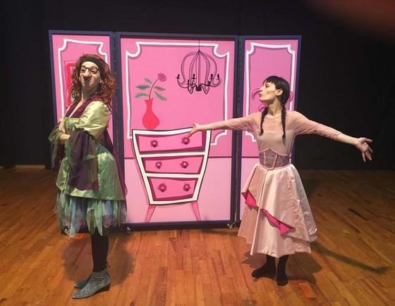 Fartes de les princeses roses