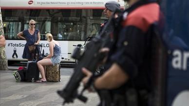 Barcelona confia en el seu atractiu per mantenir el turisme