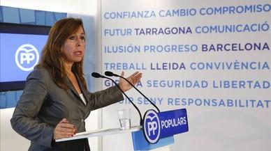 La CUP demana al Parlament que denunciï Sánchez-Camacho per fals testimoni