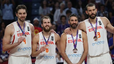 Guinda de bronze per a Espanya