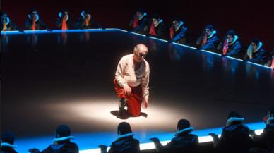 Leo Nucci, en la representación de 'Rigoletto' en el Liceu.
