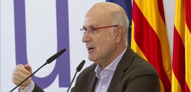 Duran admite que CiU pudo equivocarse al interpretar la manifestaci�n de la Diada