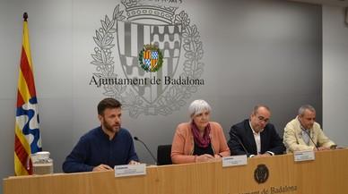 Badalona desafía la ley Montoro aplicando el superávit a medidas sociales y no a la deuda