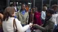 Llegan a Tarragona 10 refugiados eritreos procedentes de Italia